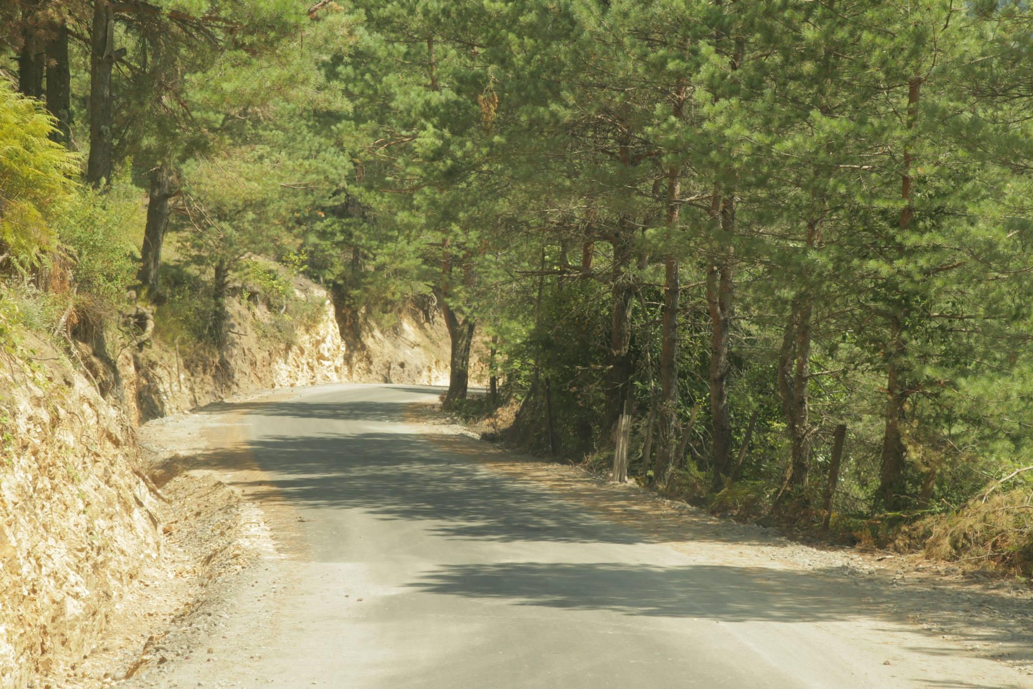 მაღალმთიან სოფლებში შიდა სასოფლო გზების რეაბილიტაცია