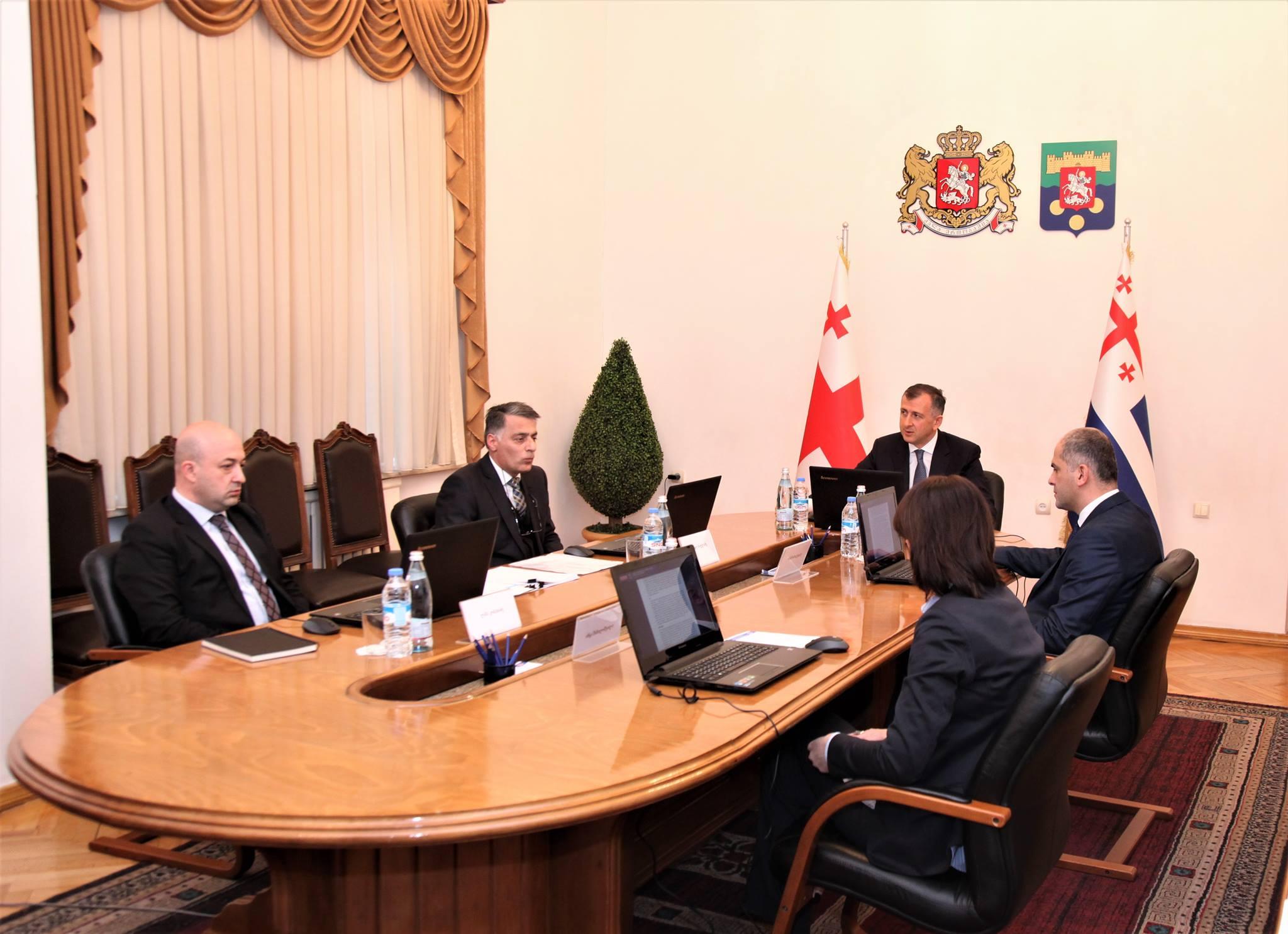 აჭარის ავტონომიური რესპუბლიკის მთავრობის სხდომა - 27.01.2017