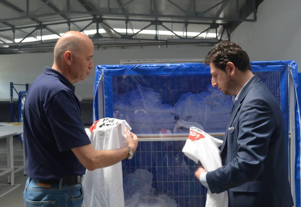 დასაქმების სააგენტო ''Fast track textile''-თან მემორანდუმს გააფორმებს