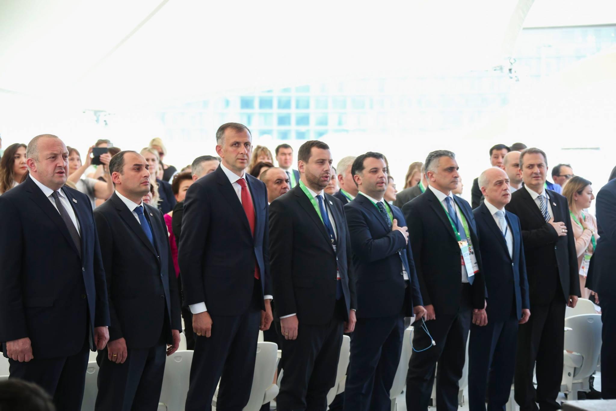 ",ASTANA EXPO-2017""- საქართველოს ეროვნული დღის აღნიშვნა"