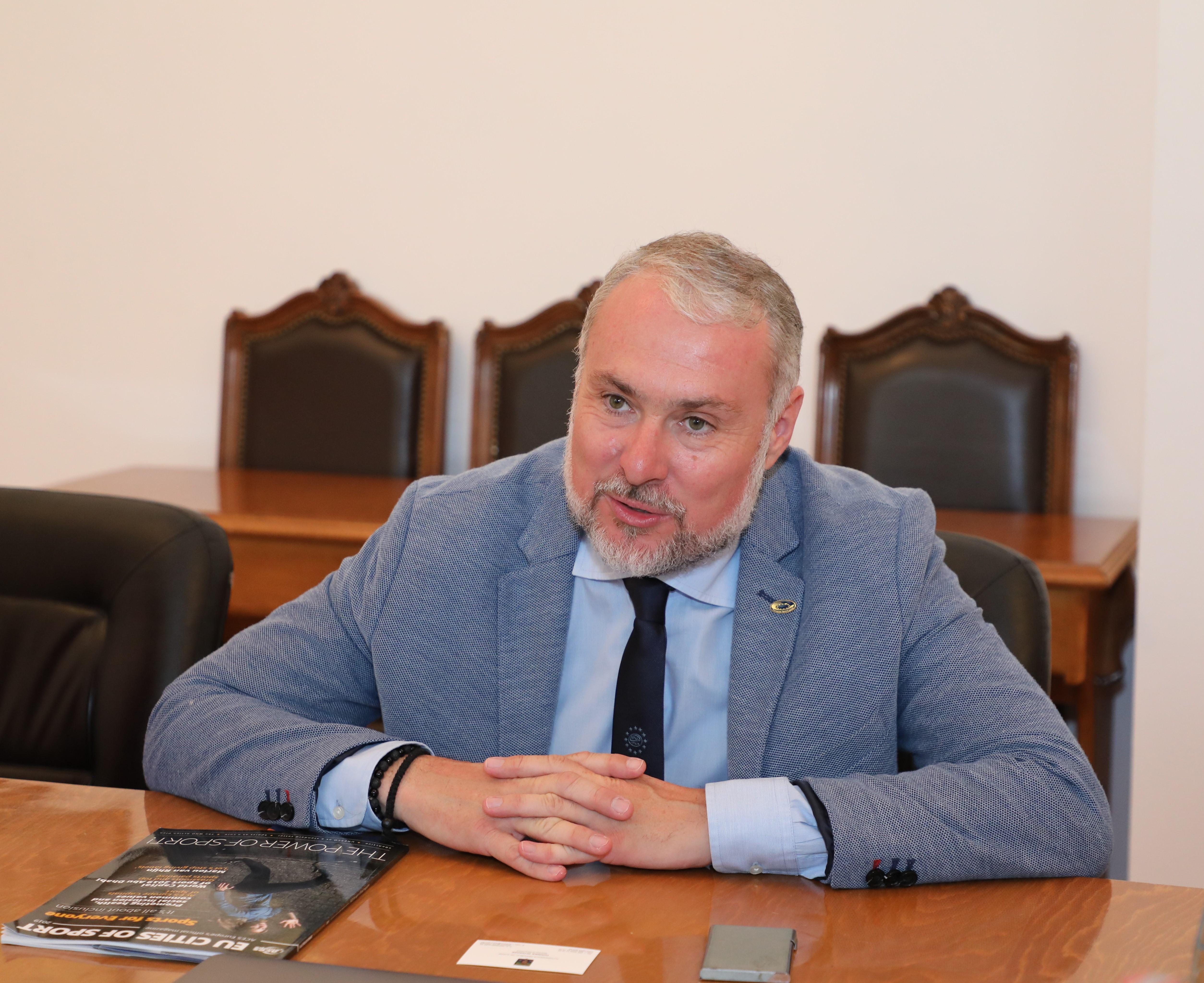 აჭარას შესაძლოა ევროპის სპორტის რეგიონის სტატუსი მიენიჭოს